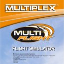 CD Flug-Simulator MULTIflight PLUS /- Multiplex: 855332