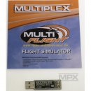 MULTIflight Stick mit MULTIflight PLUS CD /- Multiplex:...