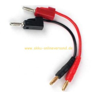 HiTEC Y-Kabel für H4 Lader (Channel Bridge) /- Hitec: 118330