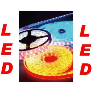 LED Leuchtband / Farbe: rot / Länge: 100cm