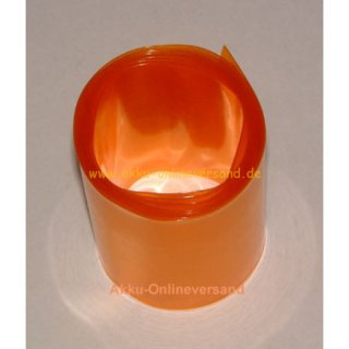 SR 124 / 195x0.13mm / transparent orange