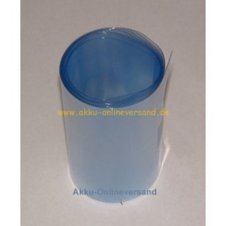 SR 37 / 58x0.10mm / transparent blaustich